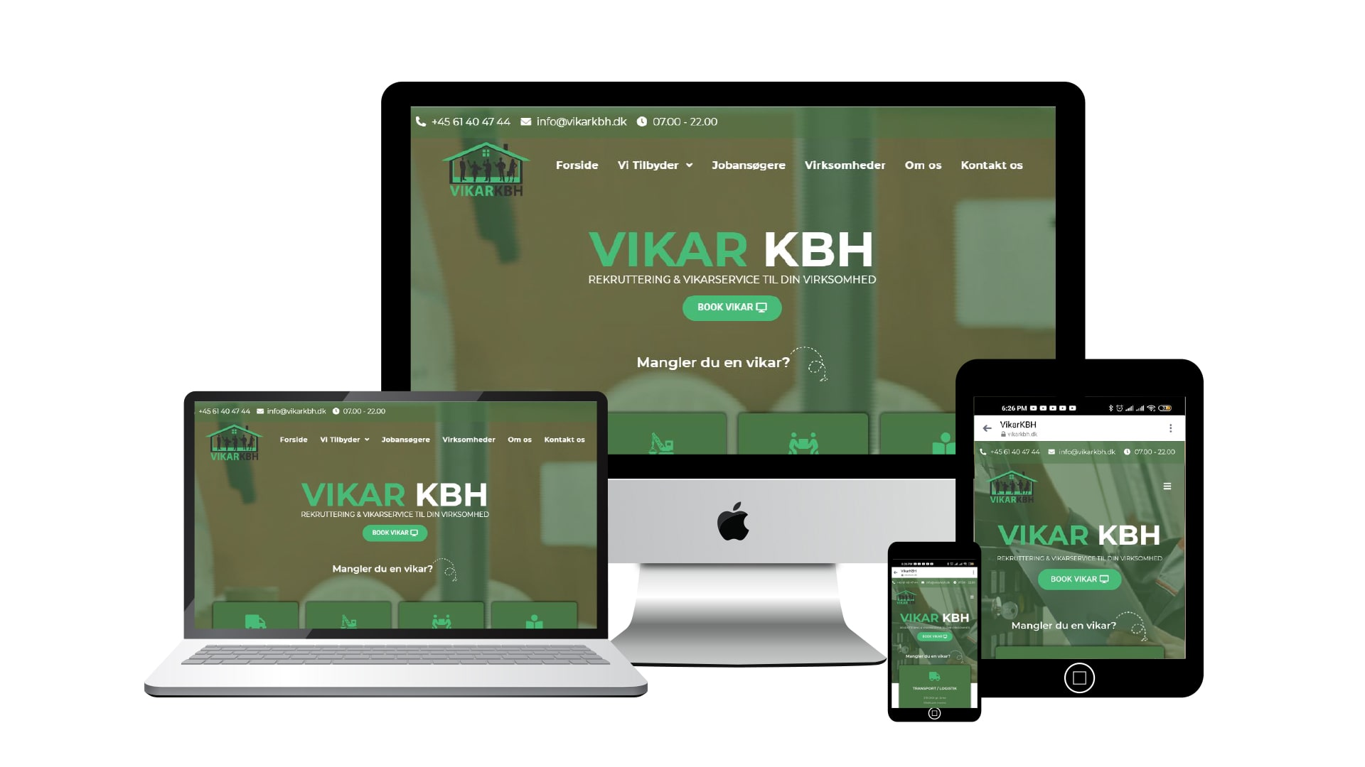 Vikar Kbh Referencer